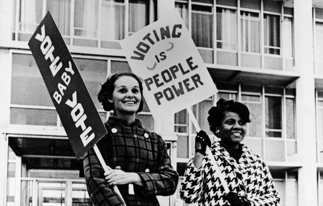 A Woman's Right to Vote by J. Elizabeth Thomas