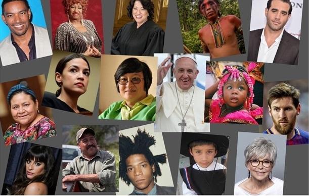 Being Latinx: The Bigger Picture by Soreyda Benedit-Begley
