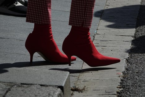 Lessons For Life From Those Ruby Red Shoes By Mary Ann Gramig